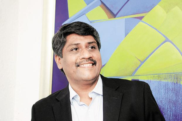 Perfint Healthcare chief executive officer and co-founder Nandakumar S. Photo: Sharp Image (Sharp Image)