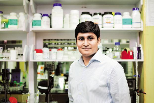 Venture capitalist and Vyome Biosciences president Rajeev Mantri. Photo: Pradeep Gaur/Mint (Pradeep Gaur/Mint)
