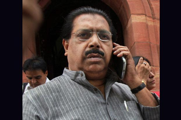 JPC chairman P.C. Chacko. Photo: PTI (PTI)