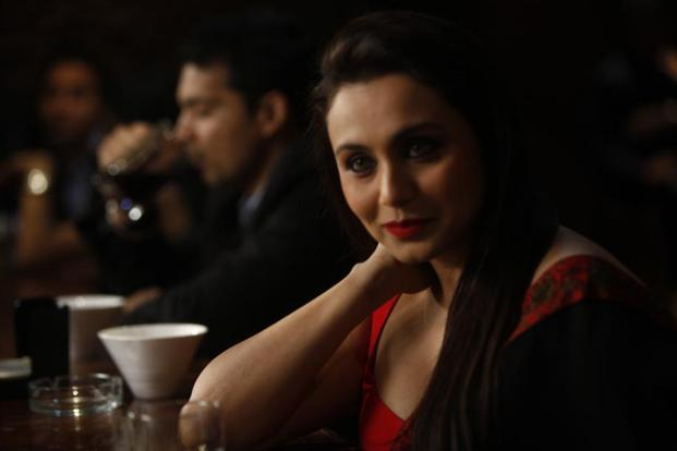 Rani Mukerji in a still from 'Bombay Talkies'