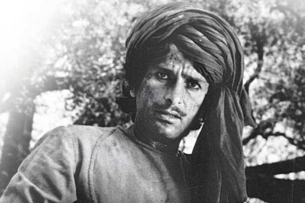 Shashi Kapoor in a self-produced film, Shyam Benegal's 'Junoon'(1978).