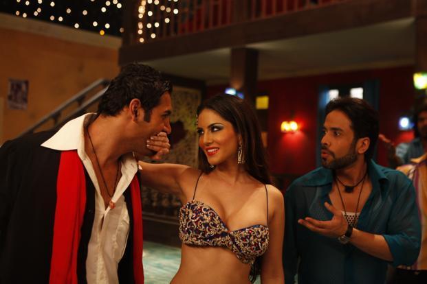 Sunny Leone As Laila In Shootout At Wadala