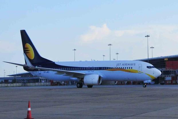 Etihad paid a premium of 42% over the market price to pick up a 24% stake in Jet Airways, the parliamentary standing committee on transport, tourism and culture commented in a report. Photo: Ramesh Pathania/ Mint