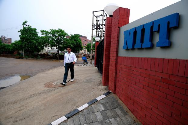 As part of its new strategy, NIIT on Tuesday announced the opening of a 'cloud campus' to provide education in non-IT space. Photo: Pradeep Gaur/Mint