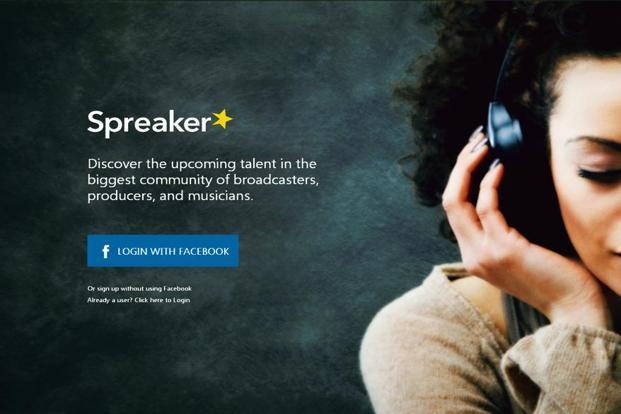 Spreaker is simple to operate
