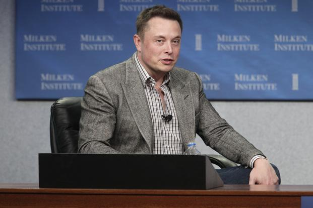 A file photo of CEO of Tesla Motors. Photo: Reuters