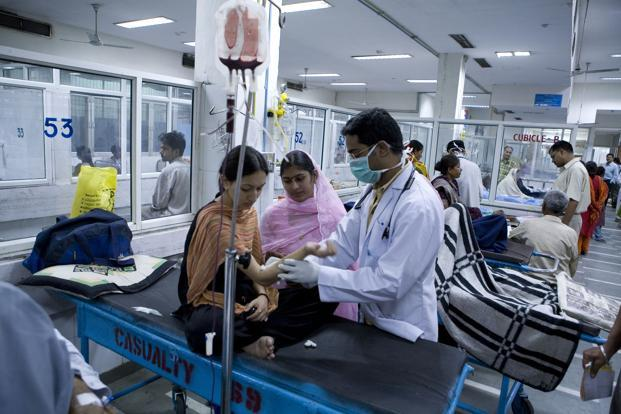 The report evaluated data from 186 countries and showed South Asia, which accounts for 24% of the world's population, recording 40% of the world's first-day deaths. Photo: Mint (Mint)