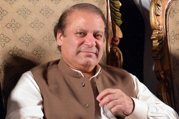 A file photo of former Pakistani Prime Minister Nawaz Sharif. Photo: AFP