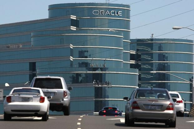 Oracle intends to sell through an offer for sale (OFS) transaction the minimum portion of its shareholding in the company to meet the legal mandate.  Photo: AFP
