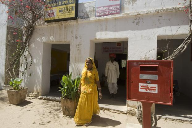 India Post also sells mutual funds and pension products and offers remittance service from 205 countries across the world. It has tied up with Western Union Financial Services for this. Photo: Priyanka Parashar/Mint (Priyanka Parashar/Mint)