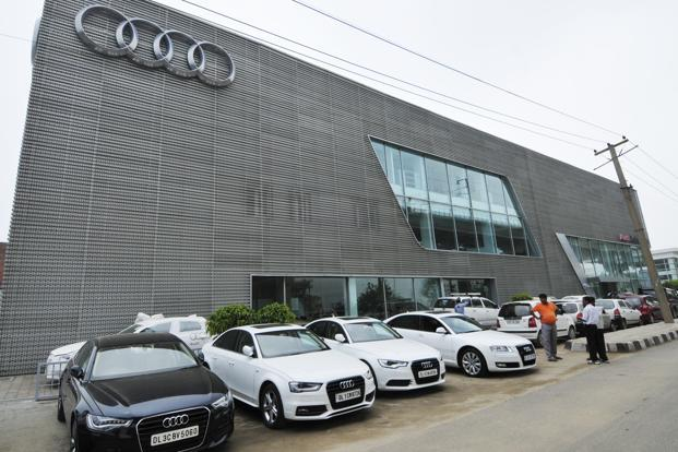 Audi Drives Suvs Beyond India S Big Cities To Overtake Bmw Livemint