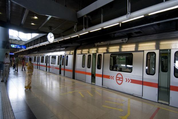 By March 2012, the Delhi Metro had an operational route length of 167 km. Photo: Ramesh Pathania/Mint  (Ramesh Pathania/Mint )