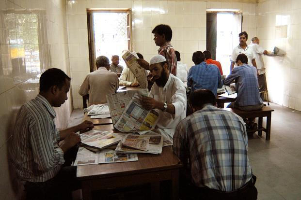 Most of government libraries are ailing and are either dysfunctional or on the verge of closure. Photo: Hindustan Times