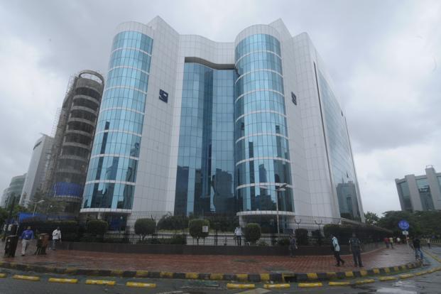 A file photo of Sebi building in Mumbai. Photo: Abhijit Bhatlekar/Mint (Abhijit Bhatlekar/Mint)
