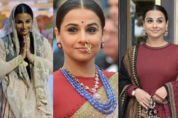 From Vidya Balan To Amitabh Bachchan It S A Costume