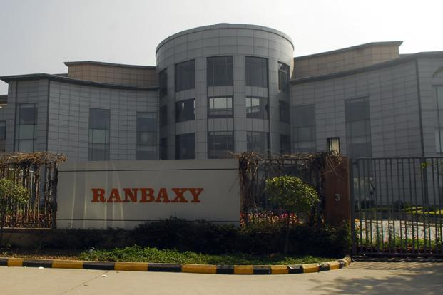 A file photo of the Ranbaxy headquarters in Gurgaon. Photo: Ramesh Pathania/Mint<br />