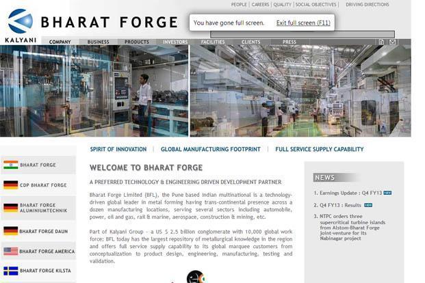 Bharat forex