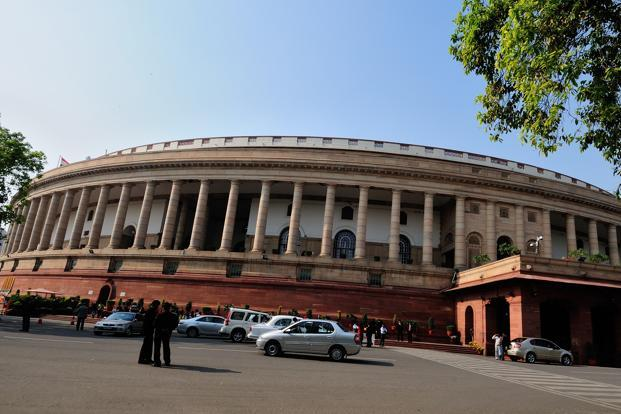 The food security Bill, prospectively seen as one of the key achievements of the UPA, was introduced in the budget session of Parliament, but was not passed by either of the two Houses. Photo: Priyanka Parashar/Mint