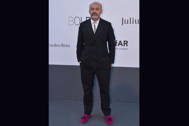 18ace3bafd6b Louboutin sues Charles Jourdan over red-sole shoe trademark