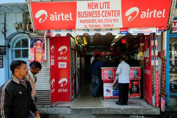 Bharti Airtel has a presence in India, Sri Lanka, Bangladesh and 17 countries in Africa. Photo: Pradeep Gaur/Mint