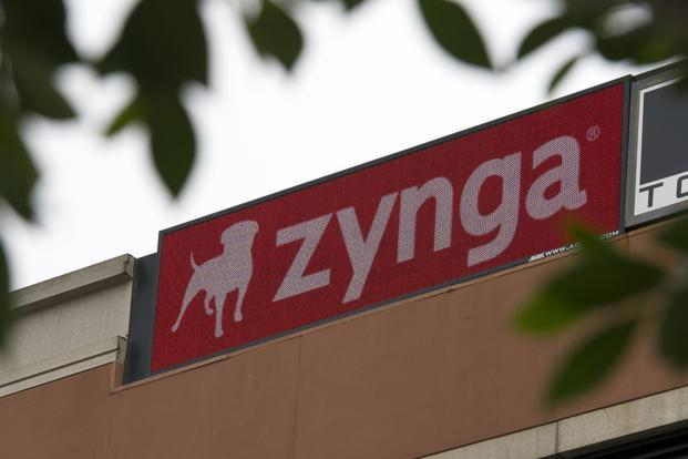 The Zynga headquarters in San Francisco. Photo: Bloomberg