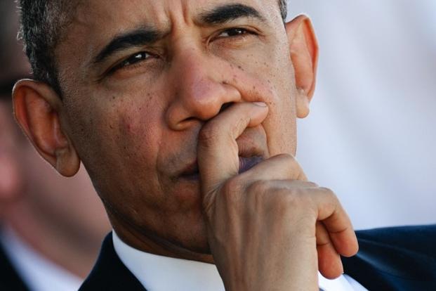 A file photo of President Barack Obama. Photo: AFP (AFP)
