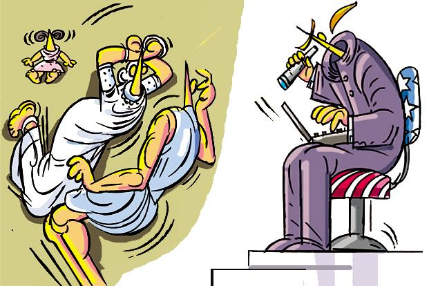 Illustration: Shyamal Banerjee/Mint&lt;br /&gt;&lt;br /&gt;<br />