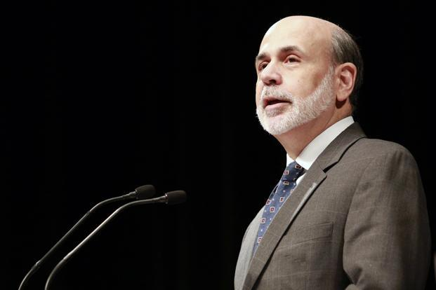A file photo of Ben Bernanke. Photo: Reuters