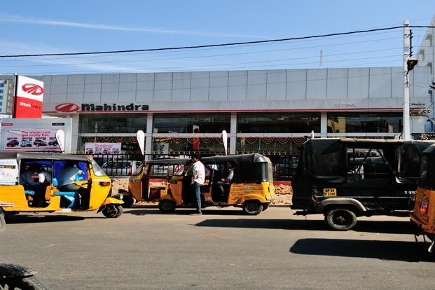 Mahindra And Mahindra Gains On Spain S Cie Automotive Deal