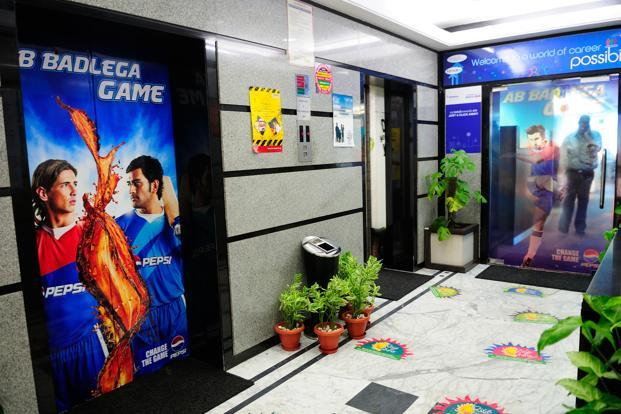A file photo of PepsiCo office in Gurgoan, Haryana. Photo: Priyanka Parashar/Mint