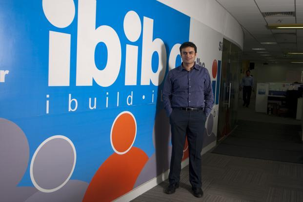 A file photo of Ibibo CEO Ashish Kashyap. Kashyap said Ibibo will gain a good set of entrepreneurs with the acquisition. Photo: Mint