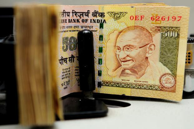 The 7% depreciation of the rupee since 23 May increases inflation and fiscal risks, while magnifying external funding pressures. Photo: Priyanka Parashar/Mint (Priyanka Parashar/Mint)