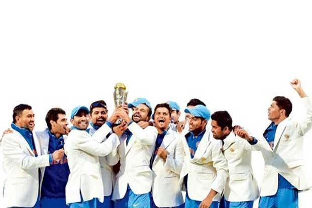 After The 2013 Champions Trophy Win Indian Team Seems To Have A Vast Pool