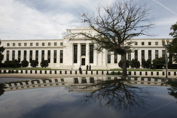 A file photo of the Federal Reserve building in Washington. Photo: Reuters (Reuters)