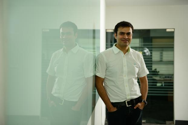 Learning to fail, evolve and grow are the most important lessons, feels Ashish Kashyap. Photo: Pradeep Gaur/Mint