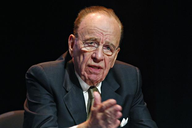 Rupert Murdoch remains in charge of both 21st Century Fox and News Corp. Photo: Bloomberg