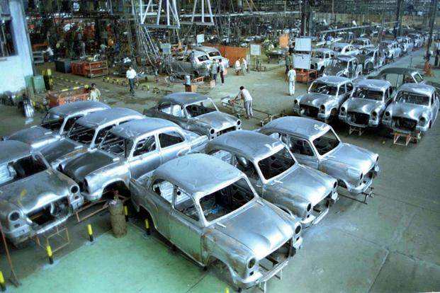 A file photo of the Hindustan Motors factory in Uttarpara. Photo: Reuters