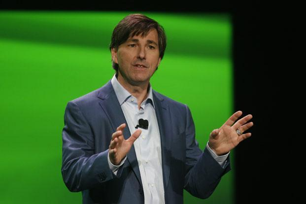 "A file photo of Don Mattrick.  In a statement, Mattrick emphasized that Mark Pincus willingly recruited him and described their working relationship as that of ""partners"".   Photo: Nick Adams/Reuters"