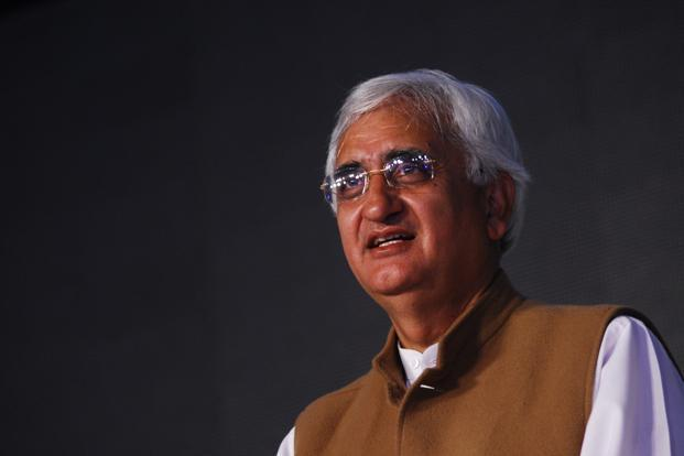 India's external affairs minister Salman Khurshid says the peace process should be a broad-based, Afghan-led and Afghan-owned reconciliation process. Photo: Pradeep Gaur/Mint