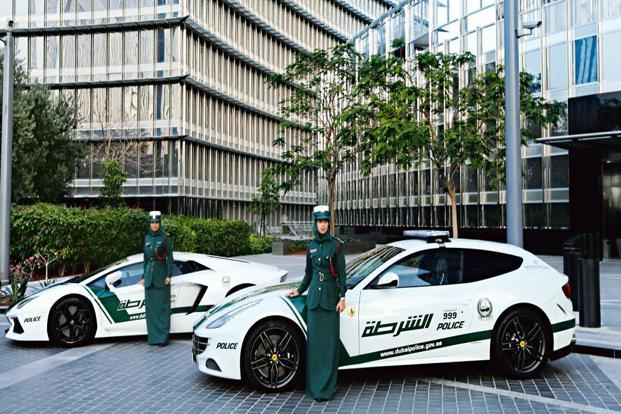 What Are The New Cop Cars