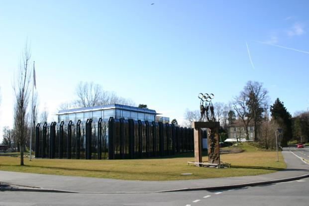 A file photo of International Olympic Committee headquarters in Lausanne, Switzerland. Photo: Wikimedia Commons (Wikimedia Commons)