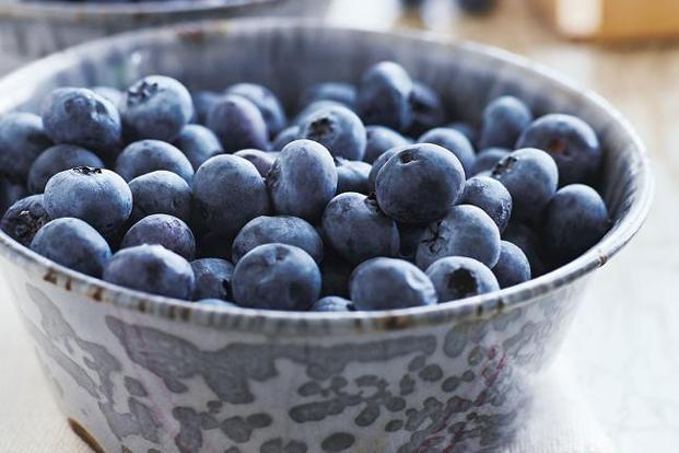Berries help prevent the disease