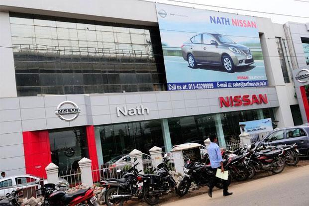 The first Datsun model—Nissan says it's a hatchback and will cost significantly lower than Rs 4,00,000—will be unveiled in India this month and go on sale next year. Photo: Priyanka Parashar/Mint