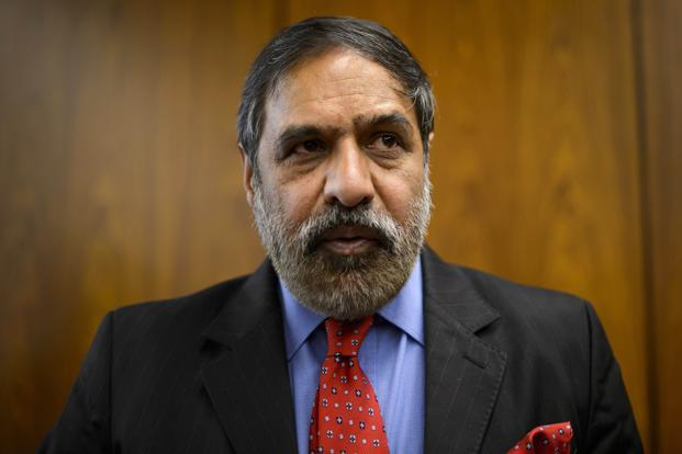 Anand Sharma says it will be difficult to compromise on issues of policy formulation. Photo: AFP