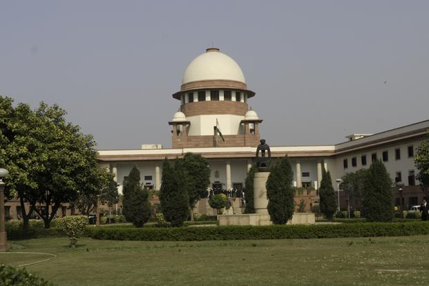 A file photo of the Supreme Court. Photo: Mint (Mint)