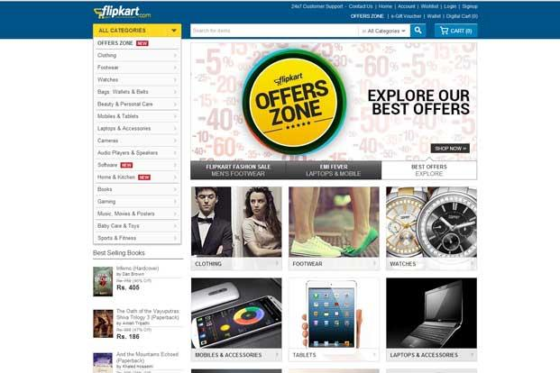Flipkart changed its business model in February, moving from online retail to the marketplace model, where third-party sellers sell products to shoppers.