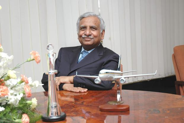 Naresh Goyal Part Of Panel Formed To Boost Ties With Uae