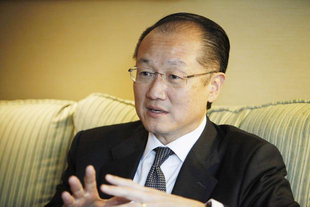 World Bank president Jim Yong Kim. Photo: Reuters