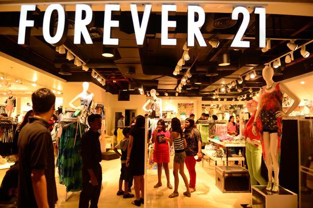 Forever 21 plans investing $50 mn in India to expand retail