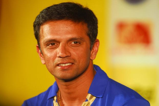 A file photo of former Indian captain Rahul Dravid. Photo: Hindustan Times (Hindustan Times)
